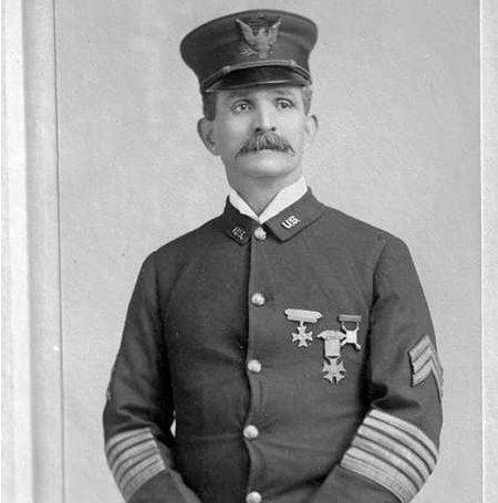 Giovanni Martini, John Martin, salernitano, trombettiere di Custer