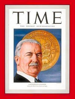 Giannini sulla copertina di Time