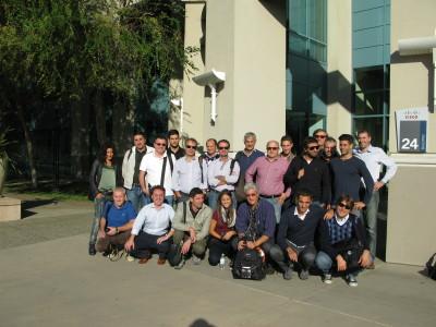 IdF SV Tour a Cisco, San Josè, con Carlo Tedesco