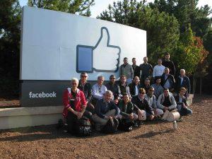 Italiani di Frontiera Silicon Valley Tour 2013 a Facebook