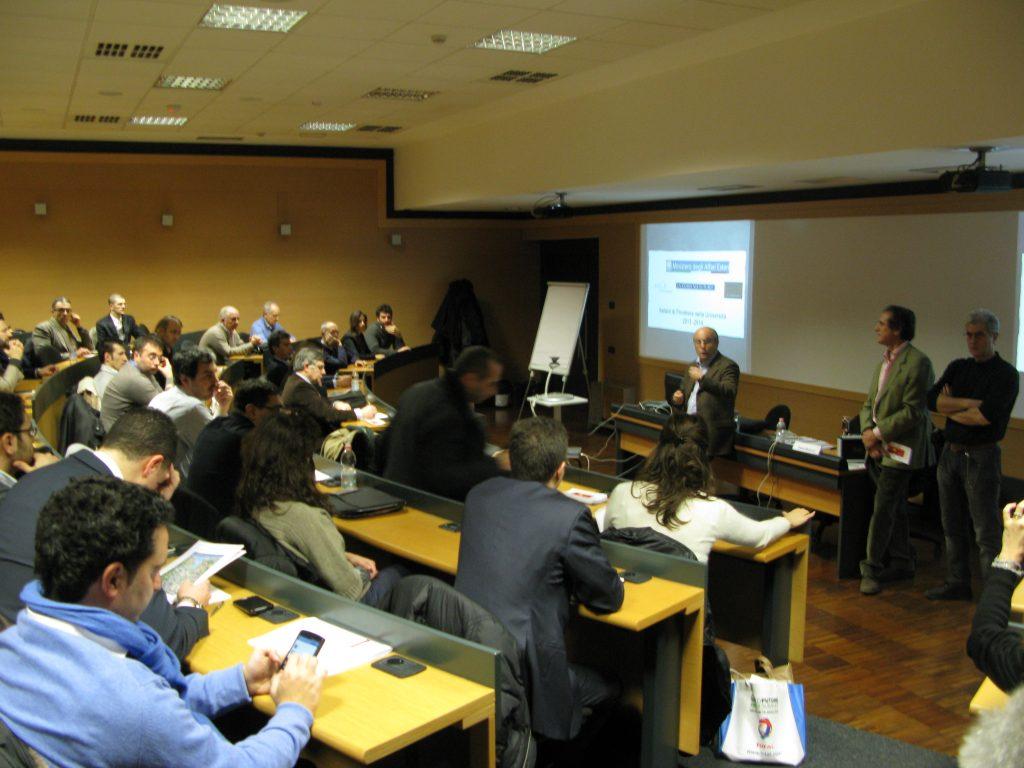 IdF SV Tour al Politecnico di Milano