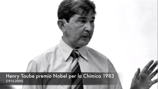 Henry Taube Premio Nobel per la Chimica 1983