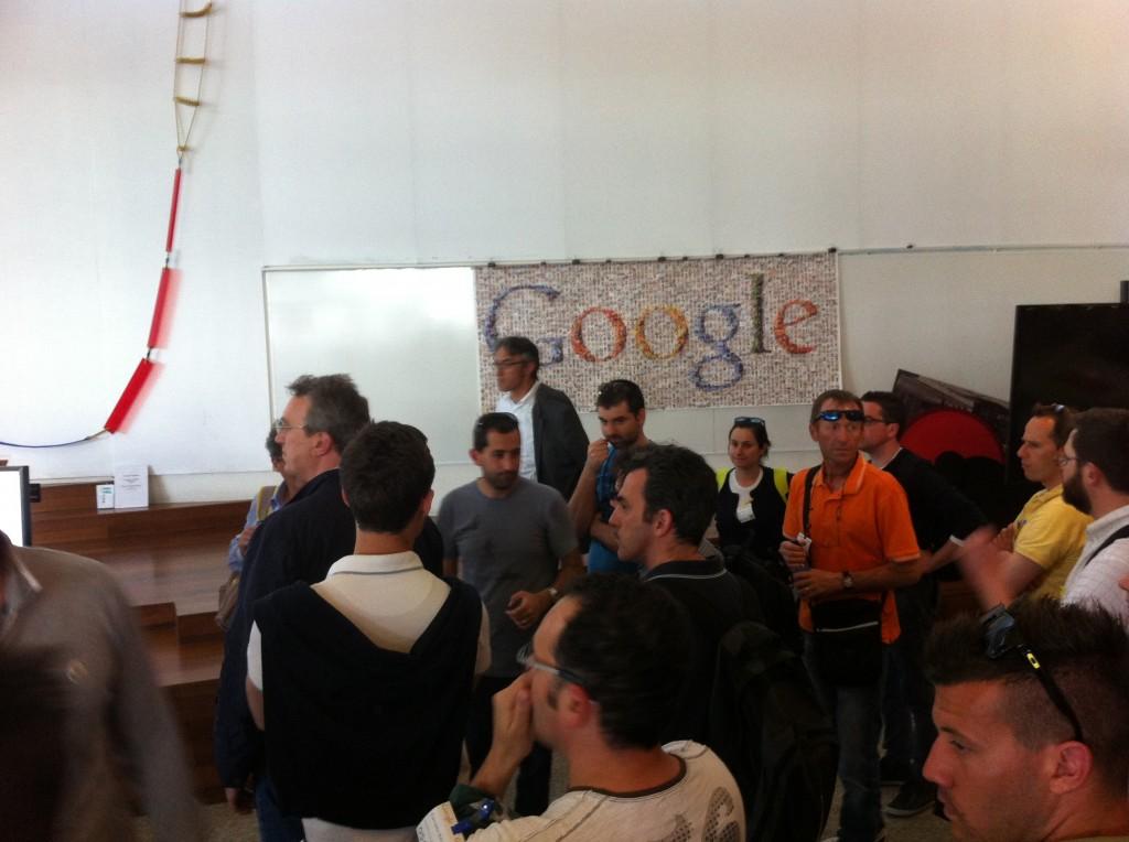 Italiani di Frontiera Silicon Valley Tour a Google