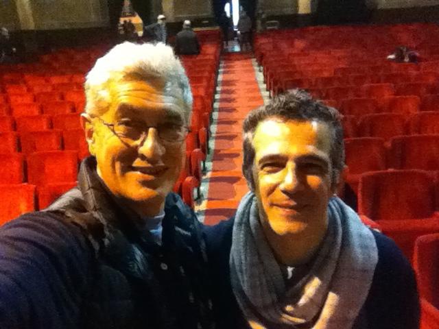 Con Paolo Fresu