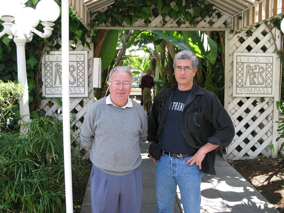 Il primo incontro con Federico Faggin tra i padri del microchip