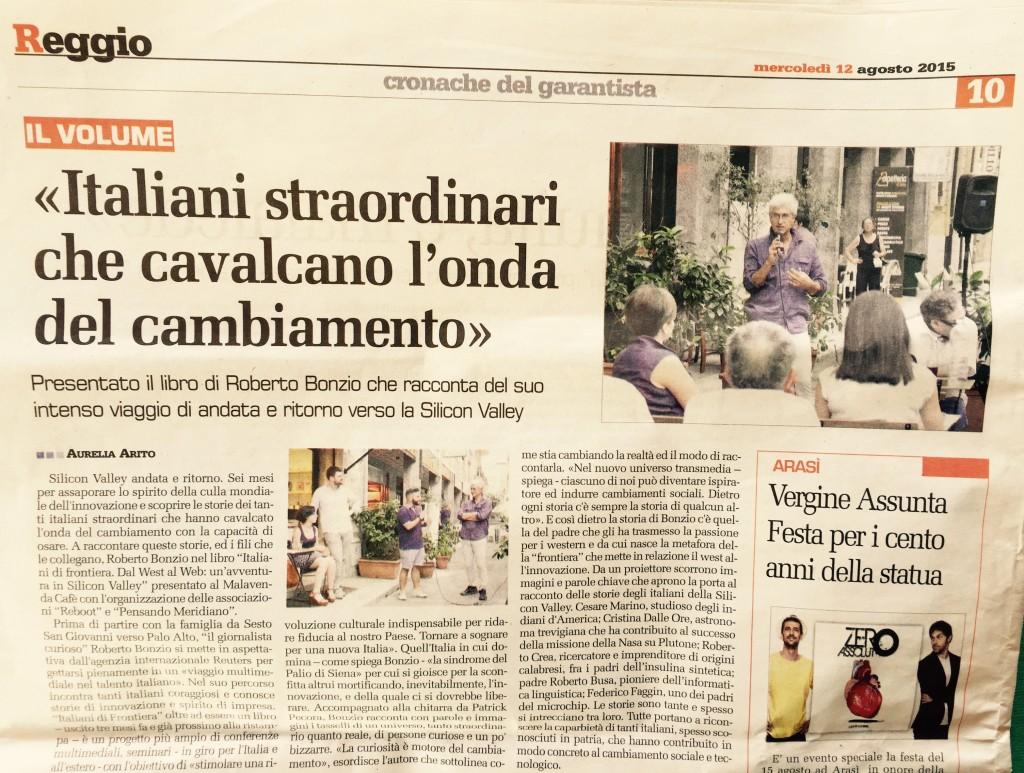 IdF Il Garantista